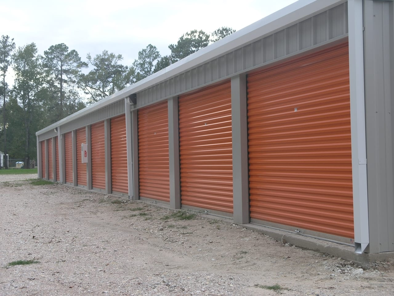 self storage porter tx